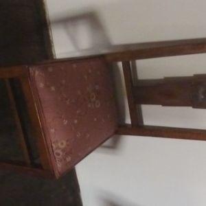 Τραπεζαρία (τετράγωνο τραπέζι-6 καρέκλες)