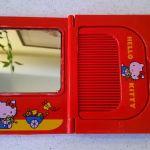 Hello Kitty's Χτένα και καθρέφτης - Sanrio 1976