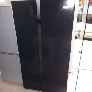 Ψυγείο τύπου Ντουλάπα Frigidaire 1.80cm Black A+ class No Frost..!