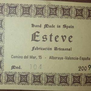 Πωλείται κλασική κιθάρα Esteve 2009