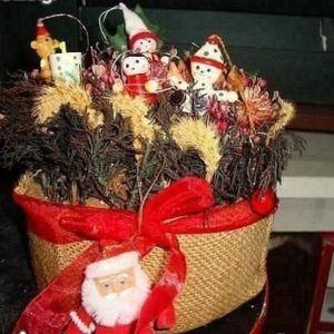 Χριστουγεννιατικα διακοσμητικα ολοκαίνουργια