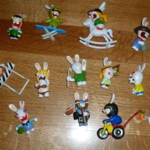 15 rabbits