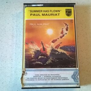 Κασέτα - Paul Mauriat - Summer Has Flown
