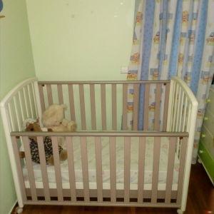 Κούνια κρεβατάκι μωρού
