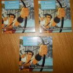 3 dvd μυθολογιας