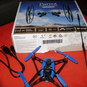 Drone-Parrot-Θεσσαλονικη
