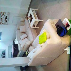 Σαλόνι διθέσιος και τριθεσιος καναπές