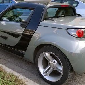 Πώληση μεταχειρισμένου αυτοκινήτου Smart Roadster