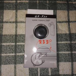"""""""Fisheye Len"""" 235' (για όλα τα κινητά)"""
