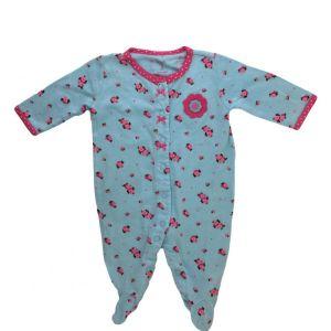 Bρεφικα ρουχα για νεογεννητα κοριτσια. Επωνυμα σε αριστη κατασταση.Carter's
