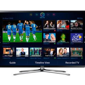 """Τηλεόραση SAMSUNG 46"""" Series 6 Smart 3D Full HD LED TV"""