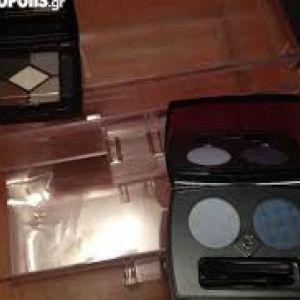 συρταριέρα Αποθήκευσης Καλλυντικών & 2 παλέτες σκιων C. DIOR & LANCOME