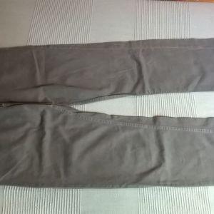 Παντελόνι αντρικό λαδί Zara