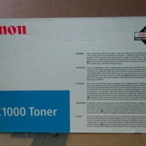 TONER CANON BLUE CLC-1000/1000S