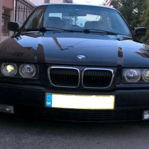 BMW 316 E36 COUPE