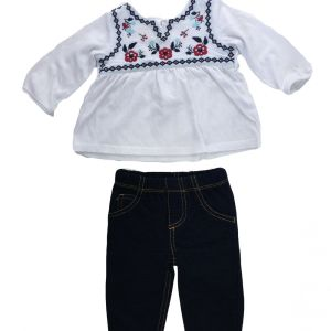 Bρεφικα ρουχα για νεογεννητα κοριτσια. Επωνυμα second hand Carter's