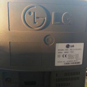 """τηλεόραση 21"""" LG"""