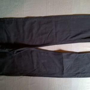 Παντελόνι αντρικό καφέ σκούρο Zara