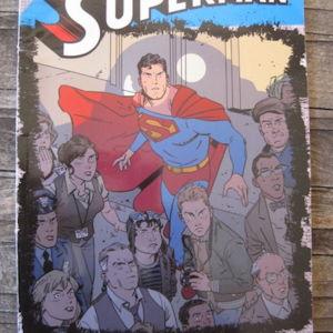 Superman. ΑΣΥΝΑΓΩΝΙΣΤΗ ΔΡΑΣΗ