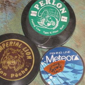 Πετονιες 72 τεμαχια.Meteora-Perlon-Imperial lion