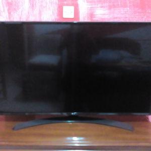 """LG LED TV 43UJ634V 43"""" 4Κ Ultra HD Smart"""