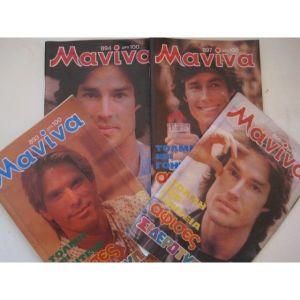 Μανίνα 5 Τευχοι του 1989