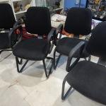 4 Καρέκλες επισκεπτών