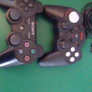 Χειριστηριο Trust GTX 24 & Χειριστήριο Sony DualShock 3