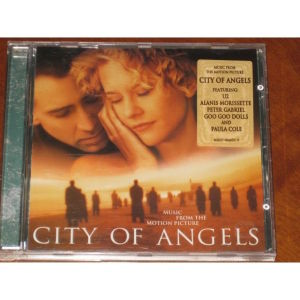 City of Angels (soundtrack) CD ΓΝΗΣΙΟ