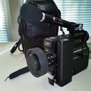 Canon Camera 514 XL-S με Microphone