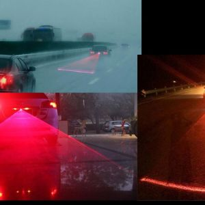 Προειδοποιητικο Laser Φρενων Αυτοκινητου