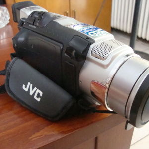 Βιντεοκάμερα JVC digital mini dv camera jvc gr-dvl145eg