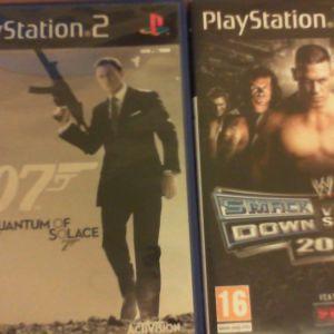 PS2 - PS3 GAMES