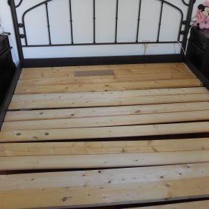 Κρεβάτι σιδερένιο