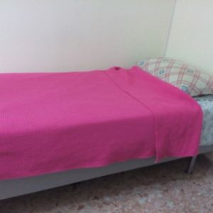 Πωληση κρεβατιου με ανατομικο στρωμα,μονο,2mμηκος ,0,90