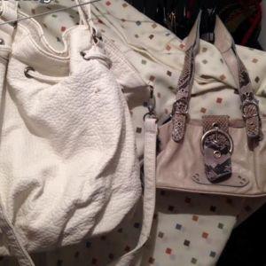 2 γυναικείες τσάντες