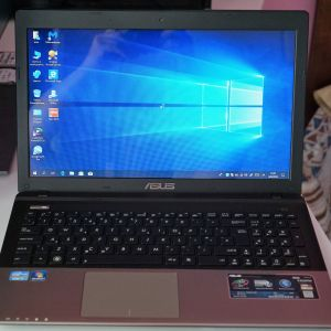 Asus i7 laptop με SSD ανταλλαγη