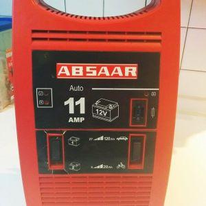 Φορτιστής Μπαταρίας ABSAAR αυτοκινήτων & μοτοσυκλετών