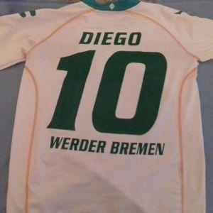 Εμφάνιση ποδοσφαίρου Βέρντερρ Βρεμης