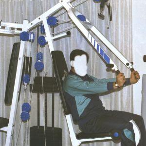 ΠΟΛΥΟΡΓΑΝΟ Γυμναστικής Fitness Pro