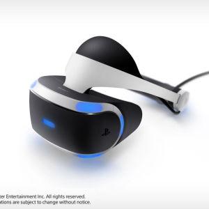 VR Head Set PS4
