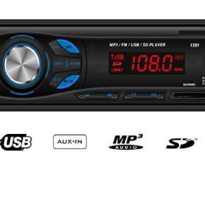 Player Αυτοκινήτου με Radio-USB-SD-AUX και τηλεχειριστήριο ΟΕΜ 1281