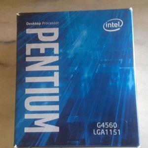 Επεξεργαστής Intel pentium G4560.