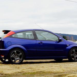 Ford Focus RS γνήσιο