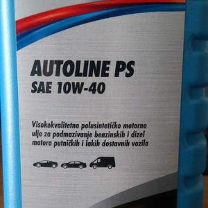 NISOTEC Autoline PS 10W-40 4lt  GAZPROM-NEFT