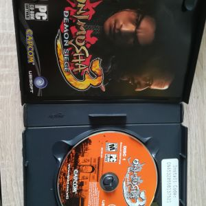 ONIMUSHA 3 DEMON SIEGE PC GAME