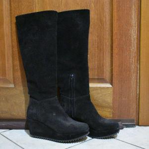 Δερμάτινες μπότες Pedro Garcia No 38,5