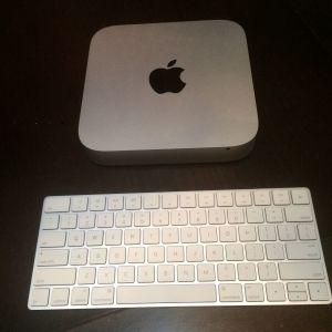 Mac mini late 2014+magic keyboard apple