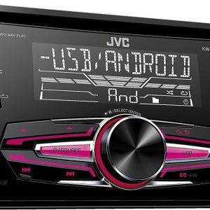 RADIO-CD-MP3-USB-AUX   -   2  Din