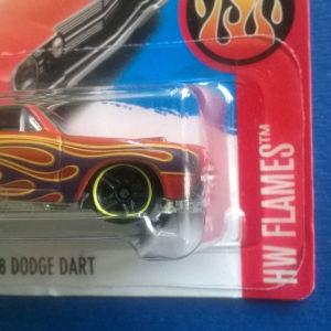 Hot Wheels 1968 Dodge Dart - Καινούργιο στο κουτί του